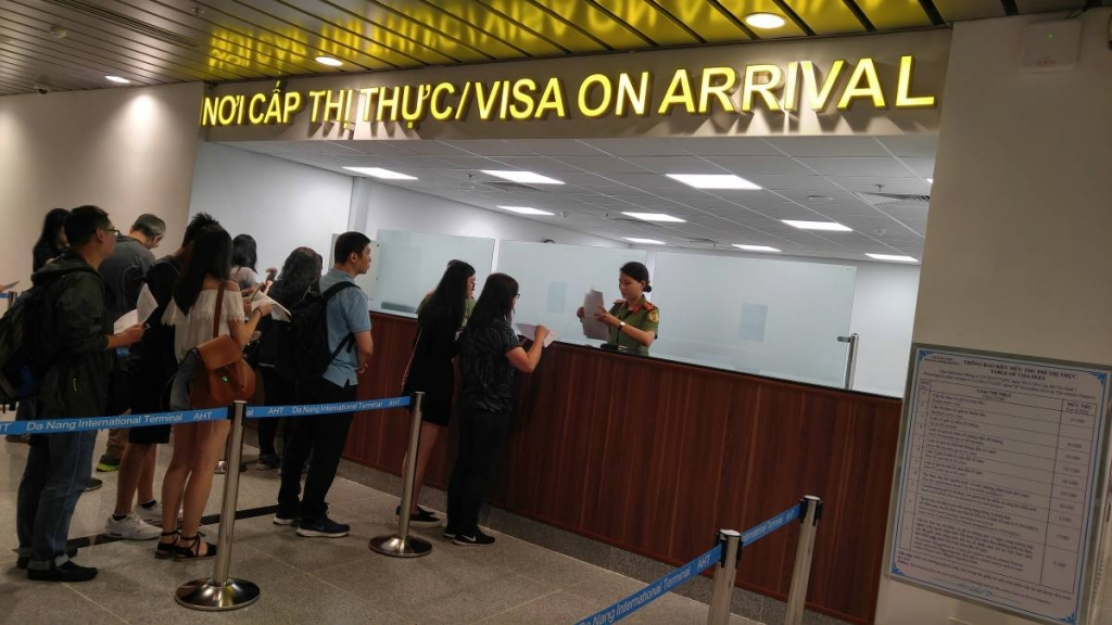 How To Get Visa On Arrival In Da Nang Airport Vietnam Evisa