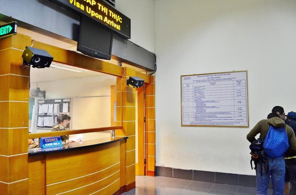 visa-on-arrival-Hanoi-landing-visa-old-terminal Vietnam Visa On Arrival Application Form on uk visa application form, united states visa application form, vietnam visa application form, contact us form,